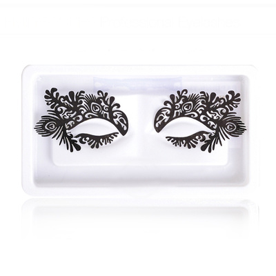 Decorative Paper Lashes PL110