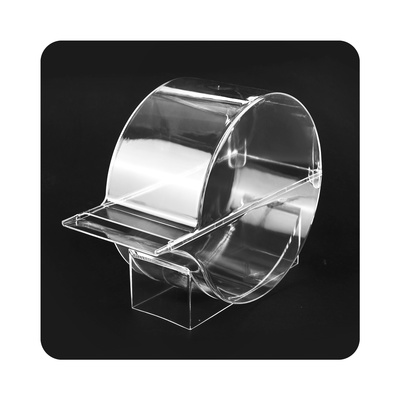 Holder for Manicure Rolls Transparent ASNZSJ