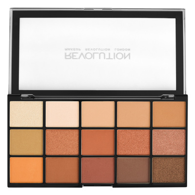 Eyeshadow Palette REVOLUTION MAKEUP Reloaded Iconic Fever 16.5g