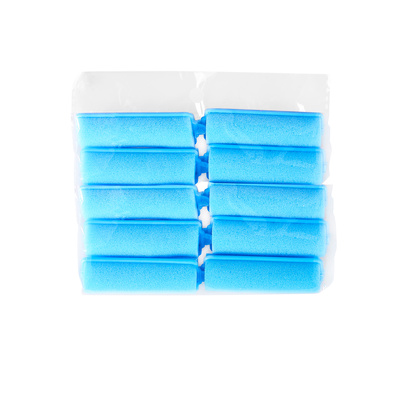 Foam Curlers blue 20x60mm 10/1