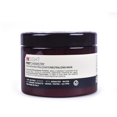 Post Chemistry Neutralizing Mask INSIGHT 500ml