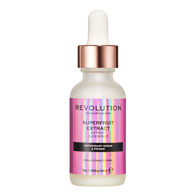 Voćni serum i prajmer za lice REVOLUTION SKINCARE Superfruit Extract 30ml