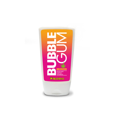 Tanning Cream SOLEO Bubble Gum 100ml