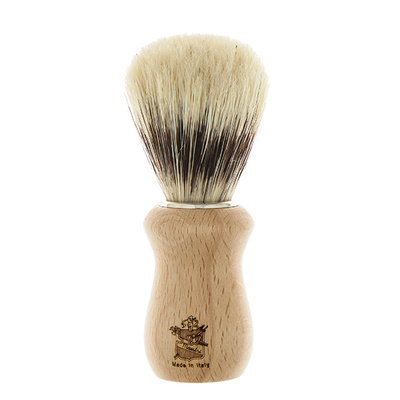 Shave Brush 3ME Wooden Handle