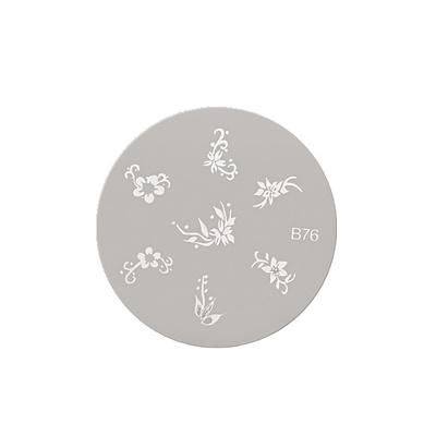 Disc Round Stencil ASN-B76