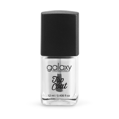 Brzosušeći završni sjaj GALAXY Top Coat 12ml