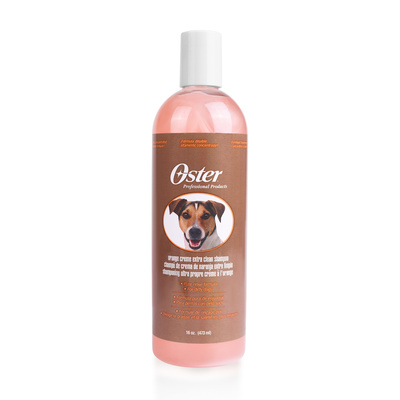 Extra Clean Dog Shampoo OSTER 473ml