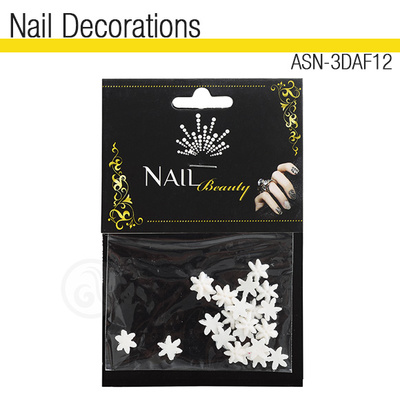 Nail Decorations 3D ASN3DAF12
