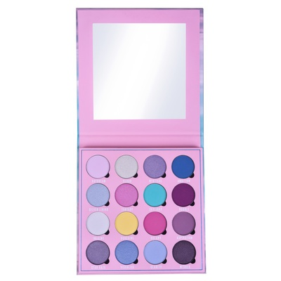 Eyeshadow and Pressed Pigment Palette MAKEUP OBSESSION Dream With a Vision 20.8g