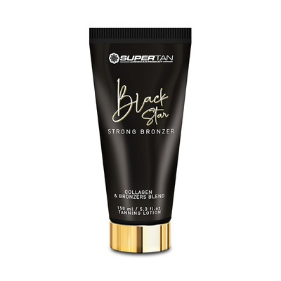 Krema za solarijum SUPERTAN Black Star 150ml