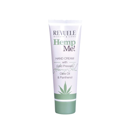 Hand Cream REVUELE Hemp Me! 80ml
