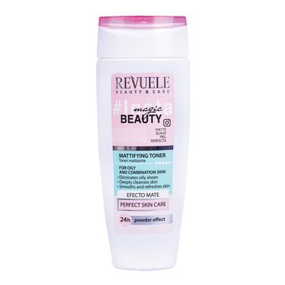 Tonik za matiranje kože lica REVUELE Insta Magic Beauty 200ml
