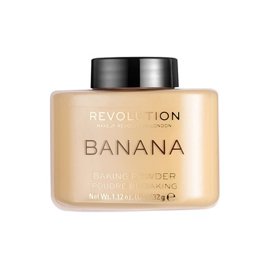 Loose Baking Powder Banana REVOLUTION MAKEUP 32g