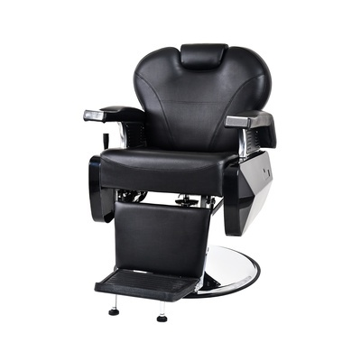 Hair Styling Barber Chair with Hydraulic NV 31803 with Adjustable Footrest Backrest and Headrest
