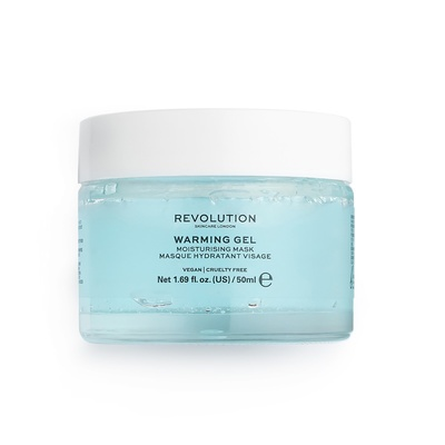 Warming Gel Moisturising Face Mask REVOLUTION SKINCARE 50ml