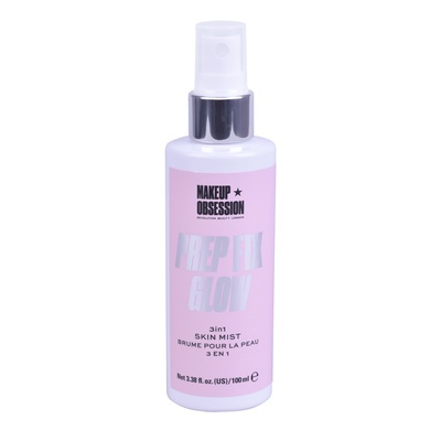 Makeup Fixing Spray MAKEUP OBSESSION 3in1 Skin Mist 100ml