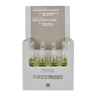 Hair Restructuring Treatment in Ampoule FREE LIMIX 12/1
