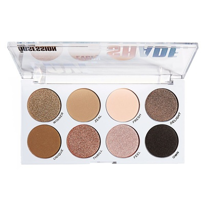 Paleta senki za oči MAKEUP OBSESSION Love Every Shade 12.8g