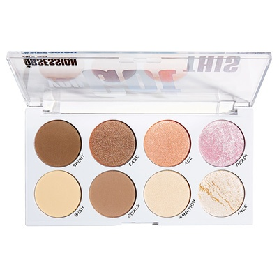 Paleta za konturisanje i hajlajt MAKEUP OBSESSION You Got This 12.8g