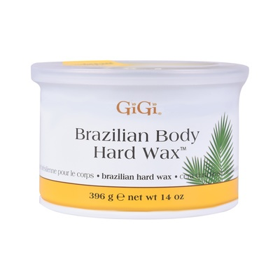 Hard Body Wax GIGI Brasilian 396g