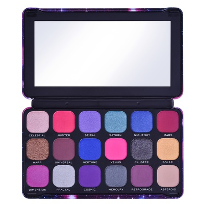 Eyeshadow & Face Pigment Palette REVOLUTION MAKEUP Forever Flawless Constellation 19.8g
