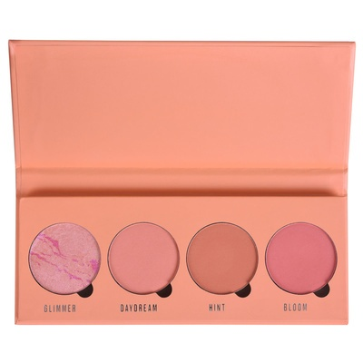 Blush Palette MAKEUP OBSESSION Isn't It Peachy 10g