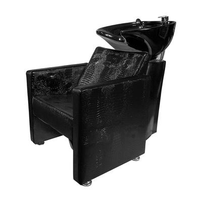Ceramic Shampoo Chair 558 Black