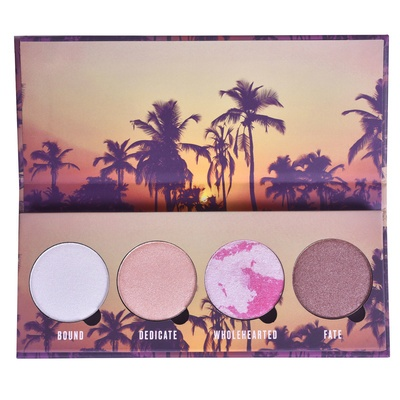 Paleta hajlajtera MAKEUP OBSESSION Committed 10g
