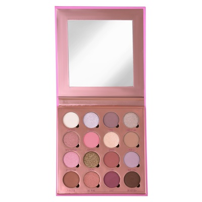 Paleta senki i pigmenata MAKEUP OBSESSION Love Is My Drug 20.8g