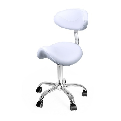 Pomoćna stolica DP 9938 Bela