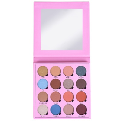 Paleta pigmenata za oči MAKEUP OBSESSION All We Have Is Now 20.8g