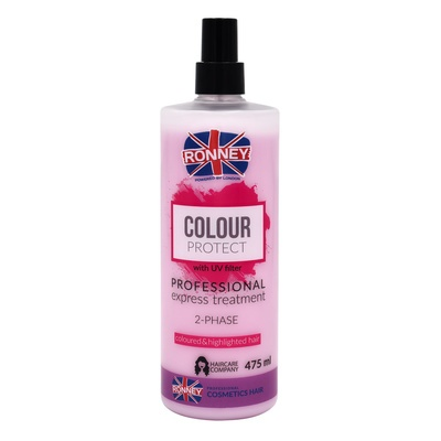 Dvofazni tretman za farbanu i posvetljenu kosu RONNEY Colour Protect 475ml