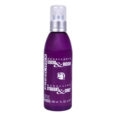 Straight and Curly Fluid FREE LIMIX 200ml