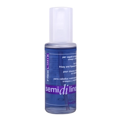 Linseed OIl for Dry Frizzy & Flyaway Hair FREE LIMIX Semi Di Lino 100ml