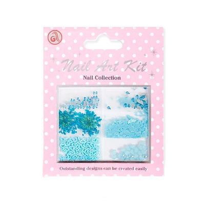 Nail Art Decoration Kit NARK06 6pcs
