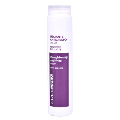 Straightening Cream FREE LIMIX Anti Frizz 250ml