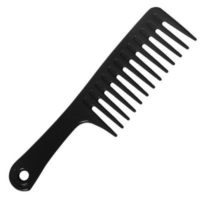 Češalj za kosu 6226 Crni