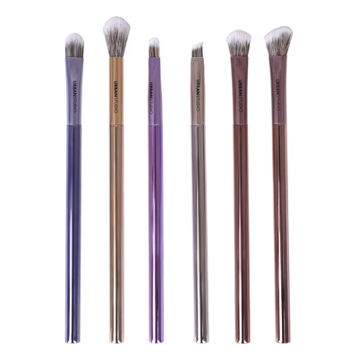 Makeup Brush Set CALA Urban Studio Eye Obsessions 76816 6pcs