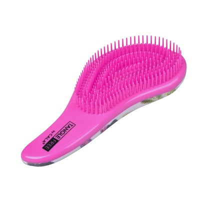 Tangle-Free Hair Brush CALA Cactus Flower 66727