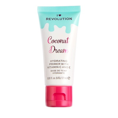 Prajmer za hidrataciju lica I HEART REVOLUTION Coconut Dream 27ml