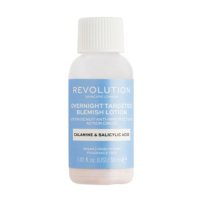 Noćni losion za problematičnu kožu REVOLUTION SKINCARE Targeted Blemish 30ml