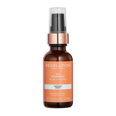 Radiance Serum REVOLUTION SKINCARE 3% Vitamin C 30ml