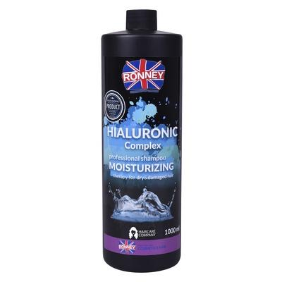 Šampon za hidrataciju suve i oštećene kose RONNEY Hialuronic Complex 1000ml