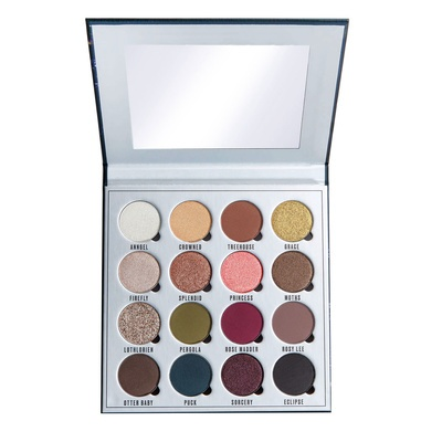 Eyeshadow and Pigment Palette MAKEUP OBSESSION X Rady Dusk 20.8g