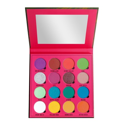 Eyeshadow and Pigments MAKEUP OBSESSION X Rady Daydream 20.8g