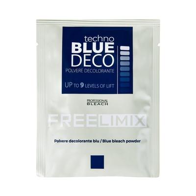 Plavi blanš za intenzivno posvetljivanje kose FREE LIMIX 30gr