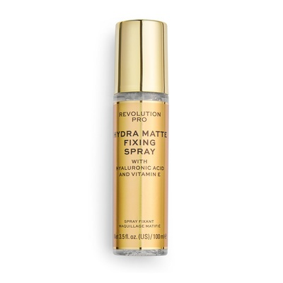 Fixing Spray REVOLUTION PRO Hydra Matte 100ml