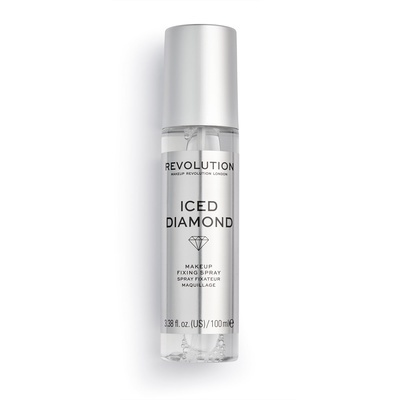 Makeup Fixing Spray REVOLUTION MAKEUP Precious Stone Iced Diamond 100ml