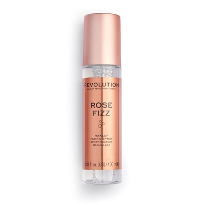 Fixing Spray REVOLUTION MAKEUP Precious Stone Rose Fizz 100ml