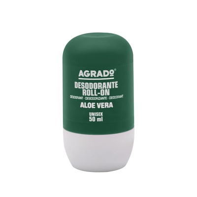 Roll-on dezodorans AGRADO Aloe Vera Unisex 50ml